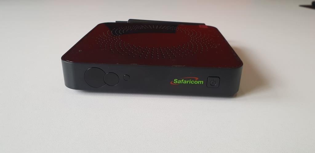 safaricom digital tv and internet box