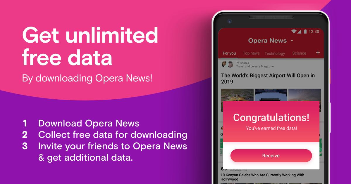 Opera News Kenya
