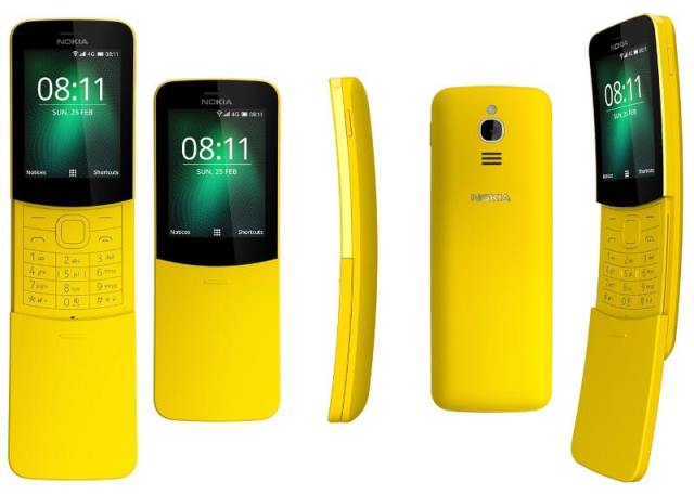 Nokia 8110 4G IN kENYA