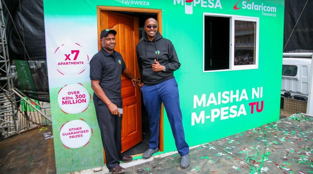 Safaricom mpesa loyalty program