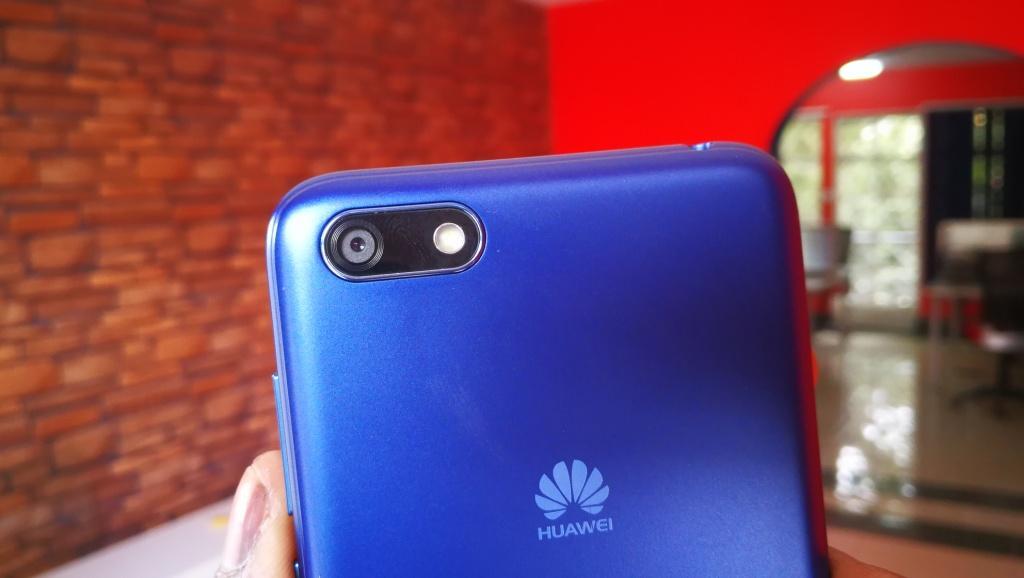 Huawei y5 prime 2018 camera