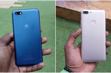 Infinix Hot 6 vs Huawei Y5 Prime 2018