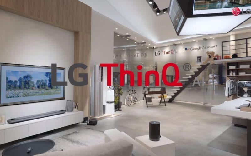 LG ThinQ AI kenya