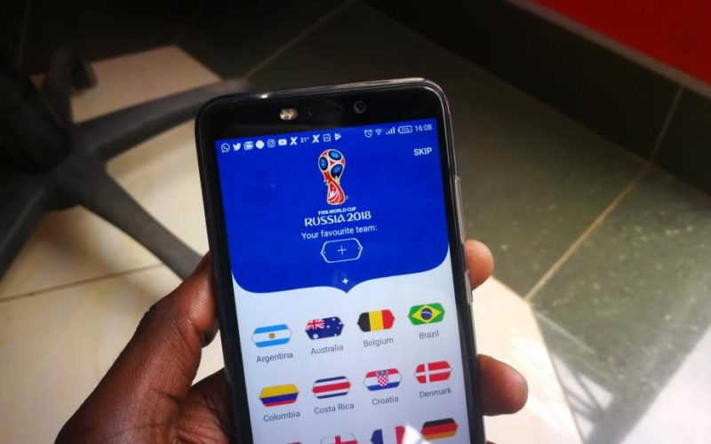 stream world cup matches