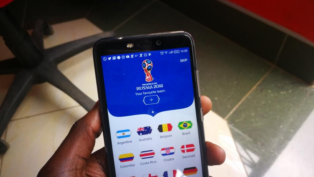 Three Apps to Download to Legally Stream All 2018 FIFA World