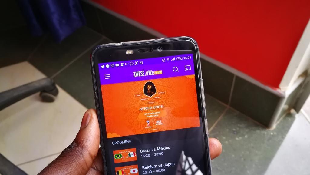 kwese iflix app