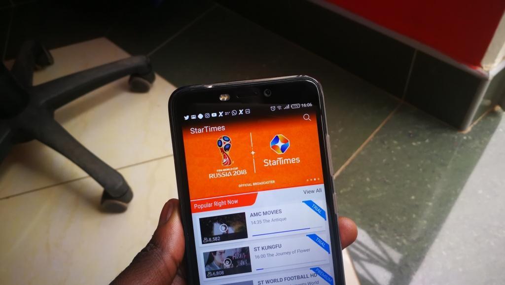 startimes app