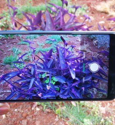 Infinix Note 5 camera app