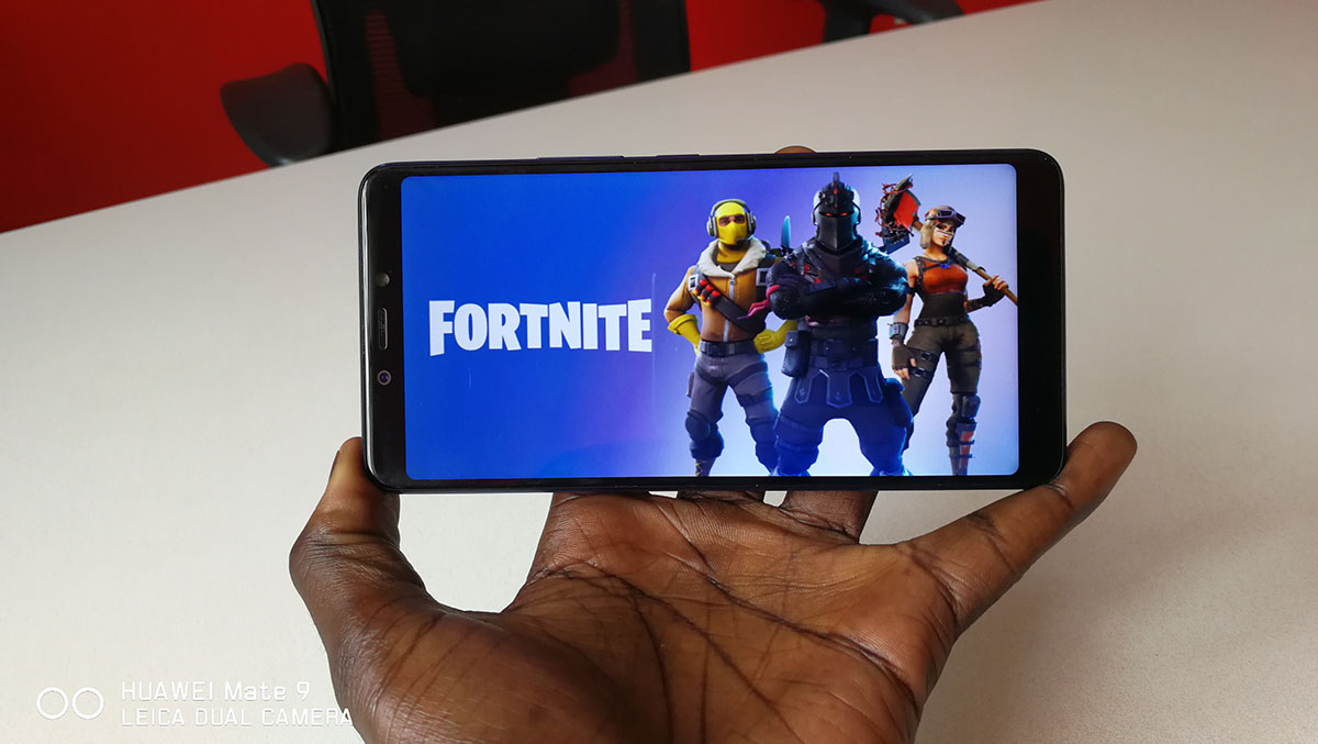 epic games fortnite has been installed by 15 million android users so far - epic games fortnite smartphone