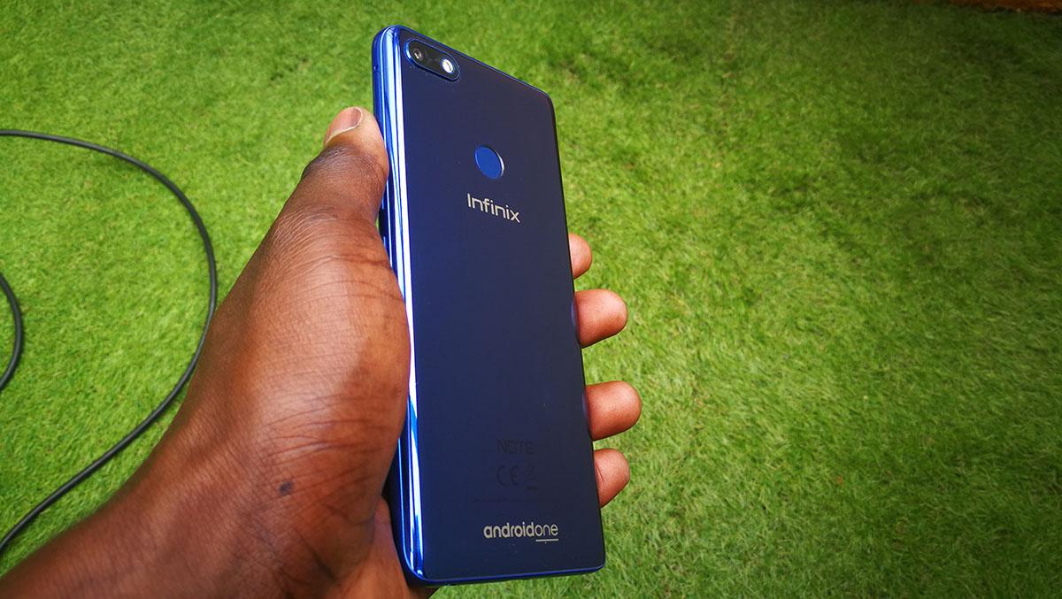 Infinix Note 5 Kenya