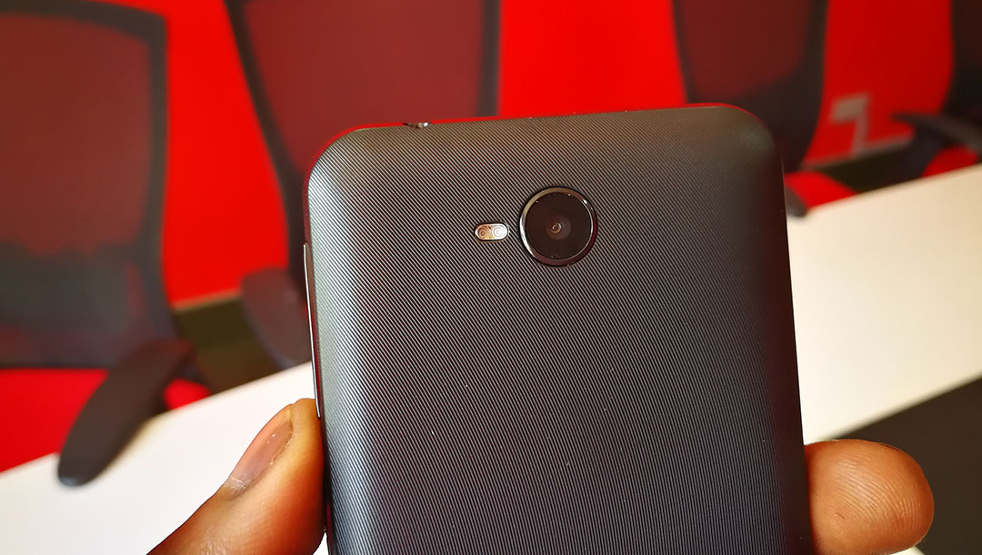 Safaricom Neon smart kicka 4 camera