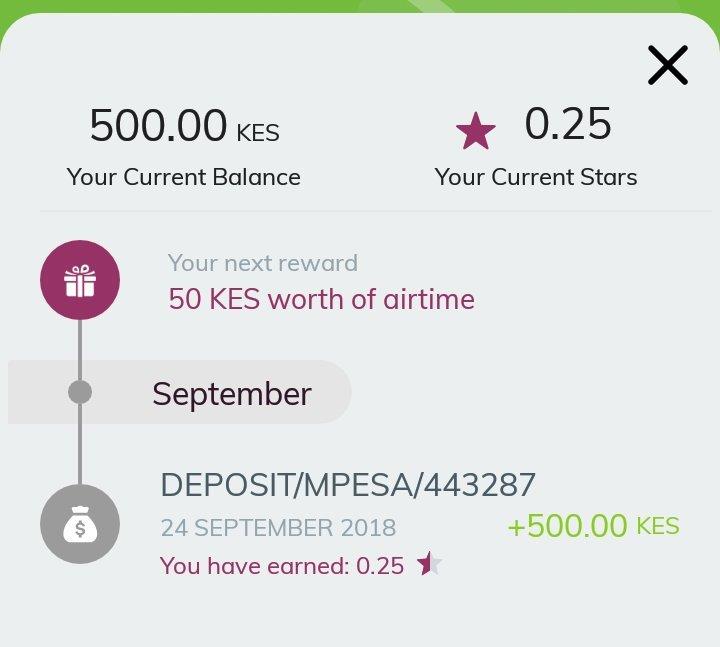 mKey rewards