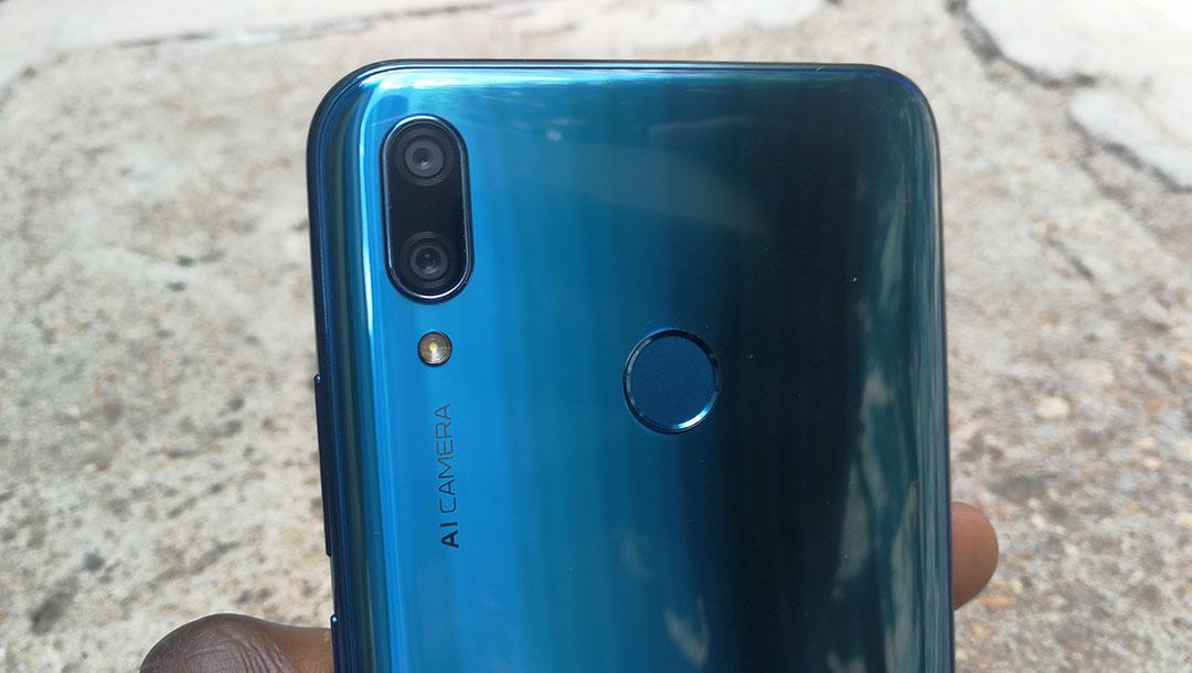 Huawei Y9 2019 AI cameras