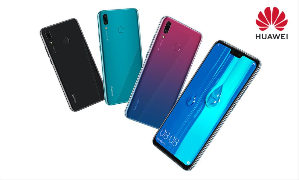 Huawei Y9 2019 SECIFICATIONS