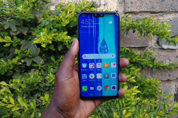 Huawei Y9 2019 in Kenya