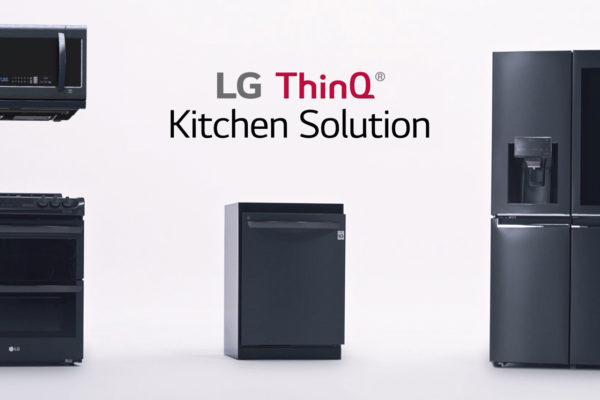LG ThinQ Kitchen
