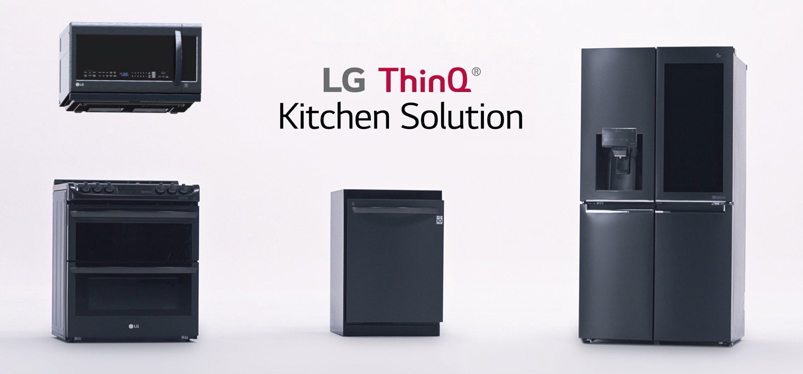 LG ThinQ Kitchen