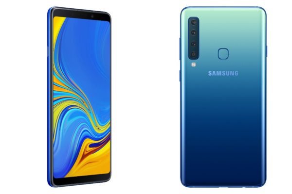 Samsung Galaxy A9 in Kenya