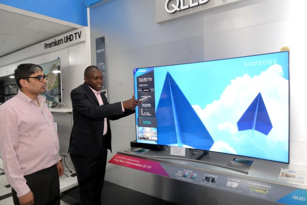 The 2018 Samsung QLED TVs are Now Available in Kenya From