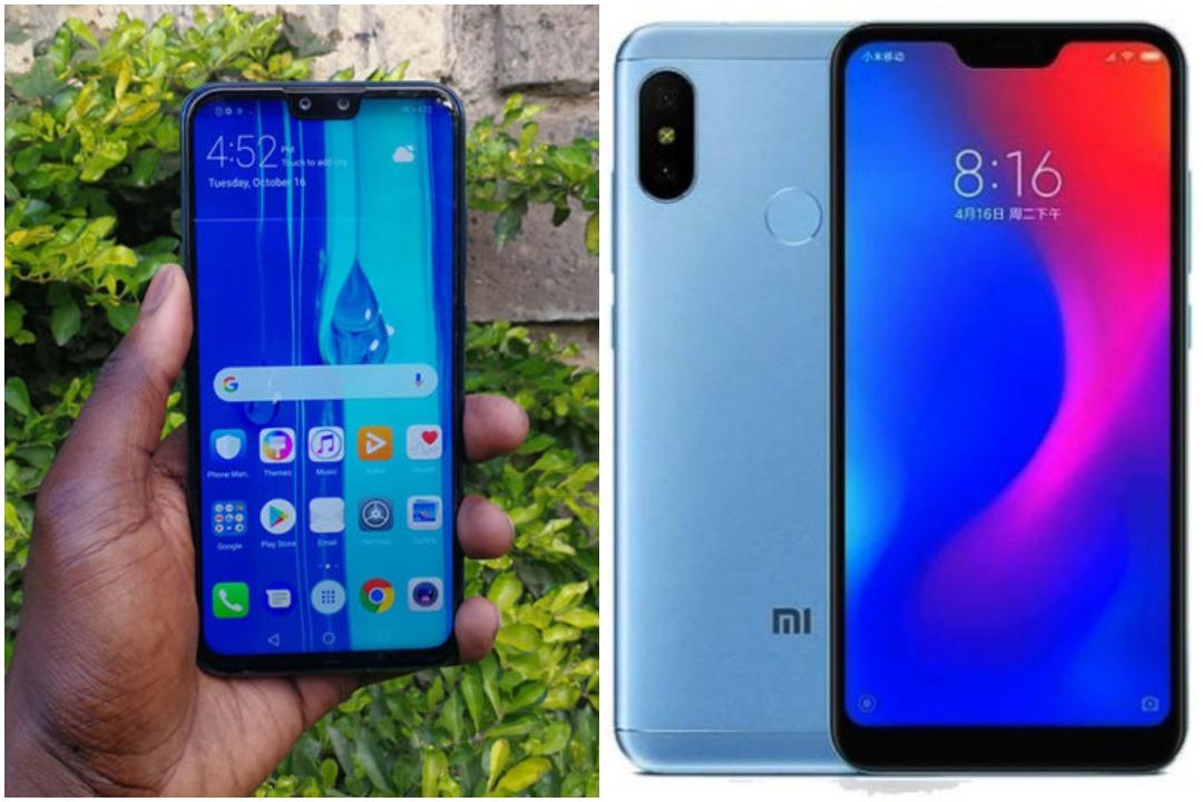 Specs Showdown: Huawei Y9 2019 Vs Xiaomi Mi A2