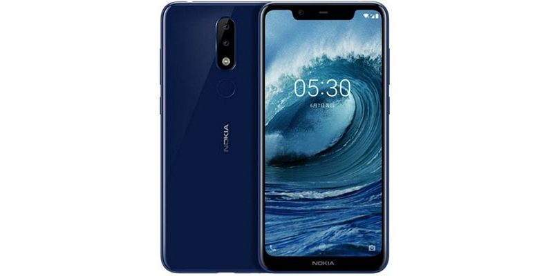 Nokia 5.1 Plus kenya