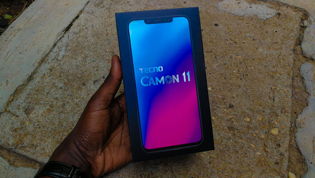 Tecno Camon 11 Unboxing and First Impressions - TechArena Kenya