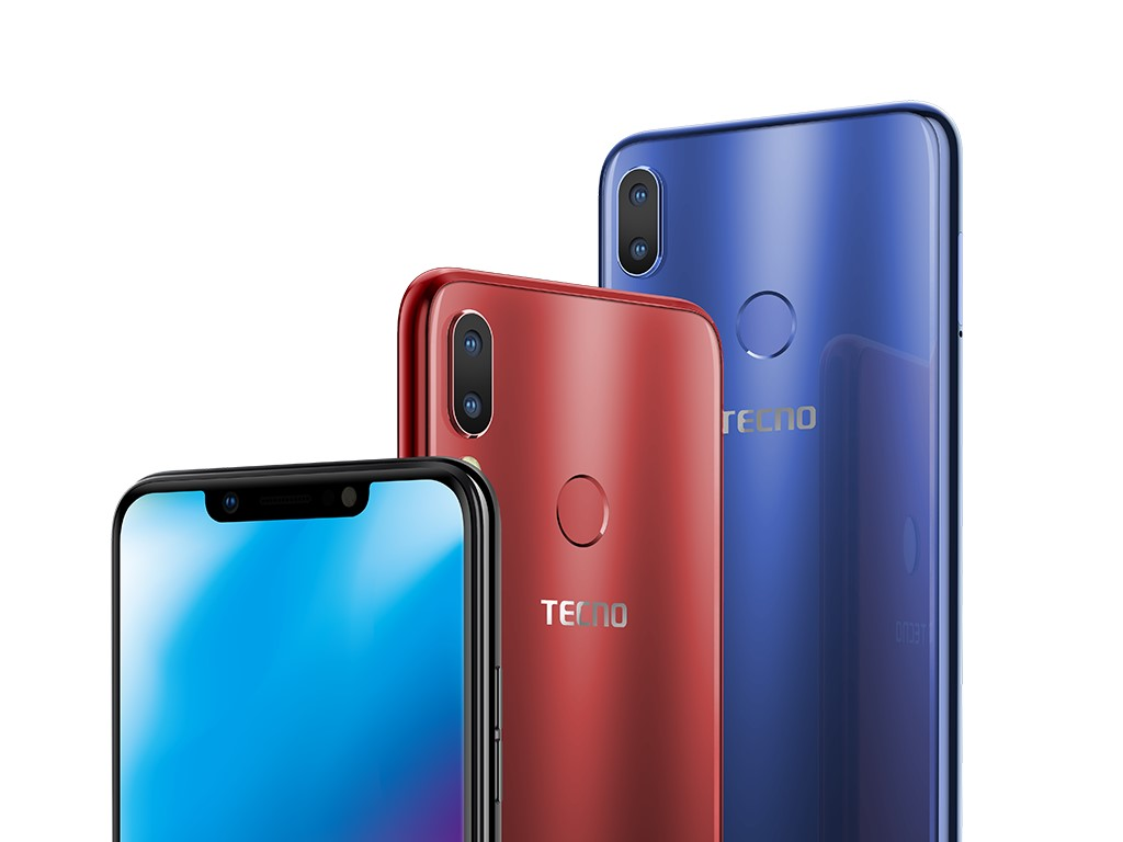Image result for Tecno Camon 11 Pro