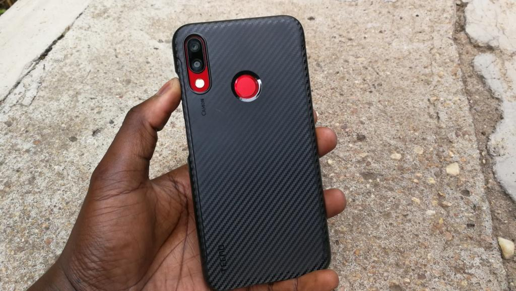 Tecno camon 11 back