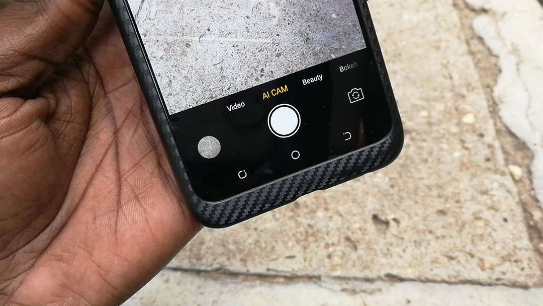 Camon 11 camera modes