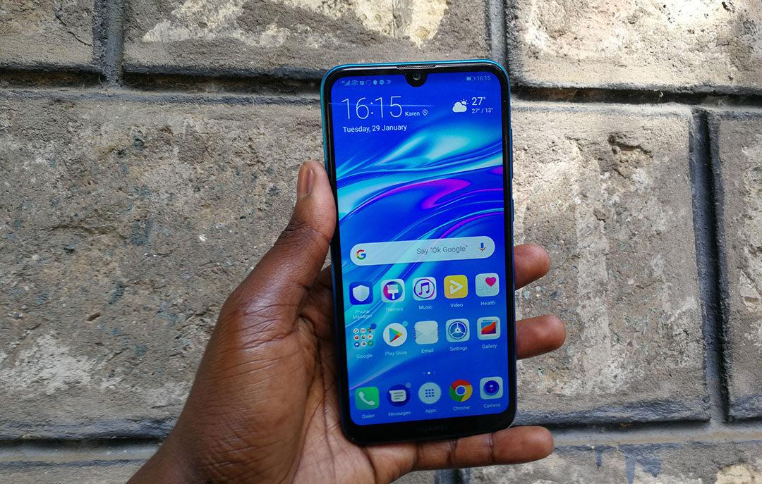 The Huawei Y7 Prime 2019 Is Available in Kenya For Ksh 17,999