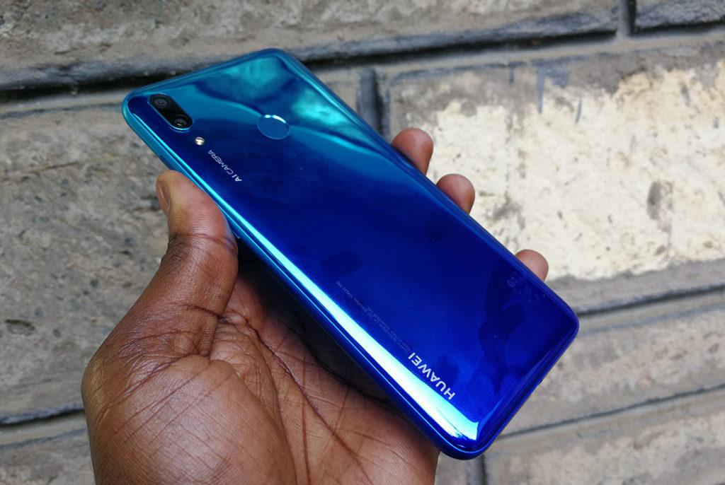 Huawei Y7 prime 2019 battery