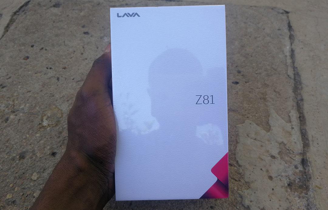 Lava Z81 in Kenya