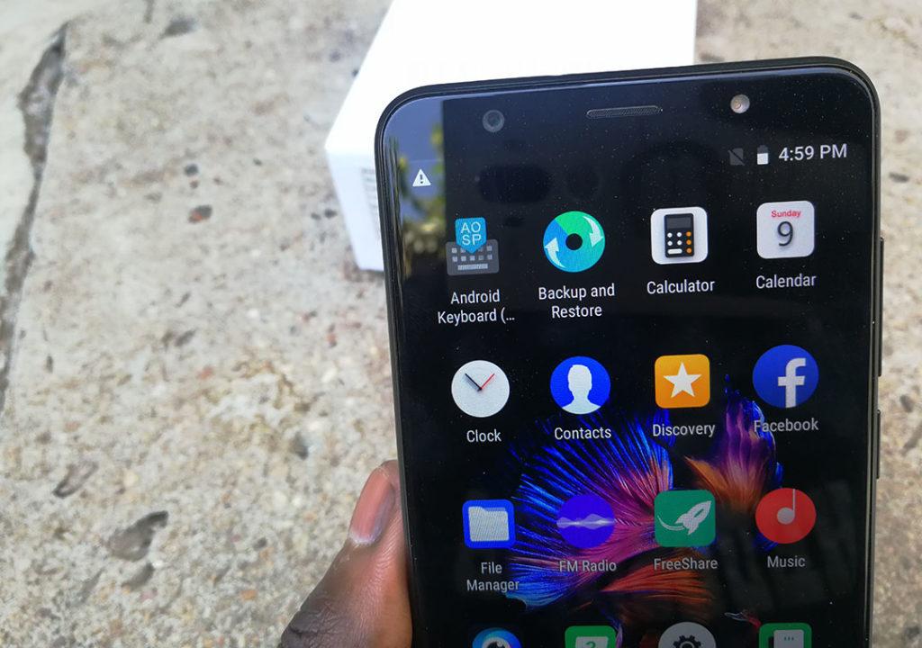 Lava Z81 phone kenya