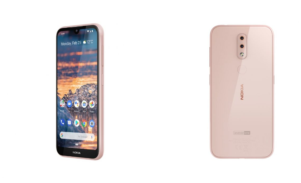 Nokia 4 2 Specifications and Price in Kenya - TechArena