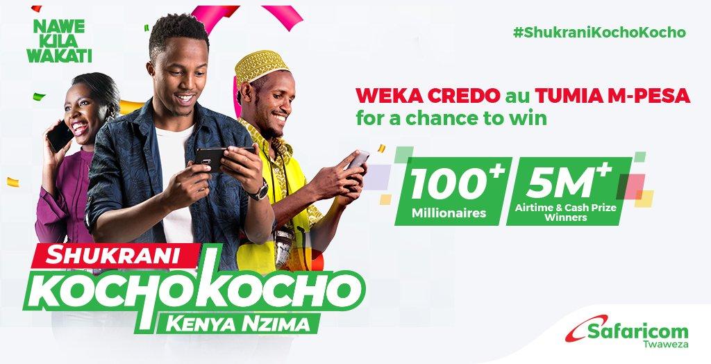 Safaricom kochokocho