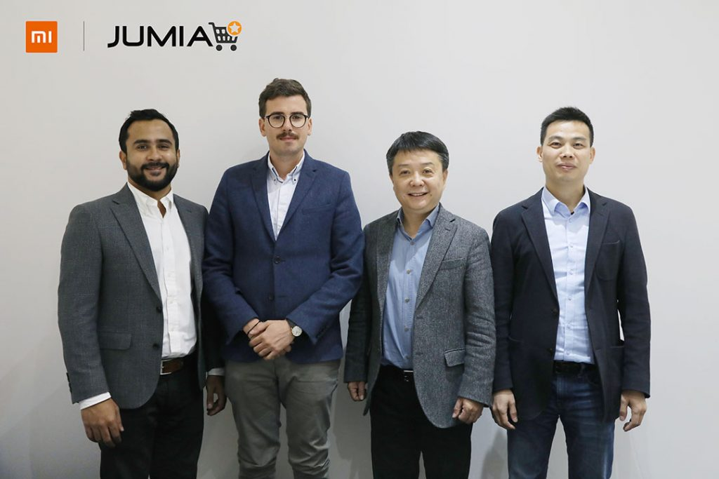 Xiaomi Jumia partnership