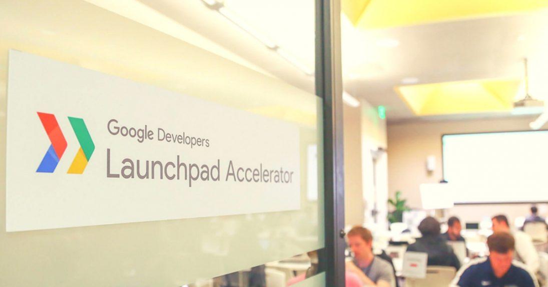 Google Launchpad accelerator 2019