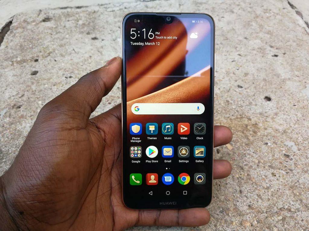 Huawei Y6 Prime 2019 performance
