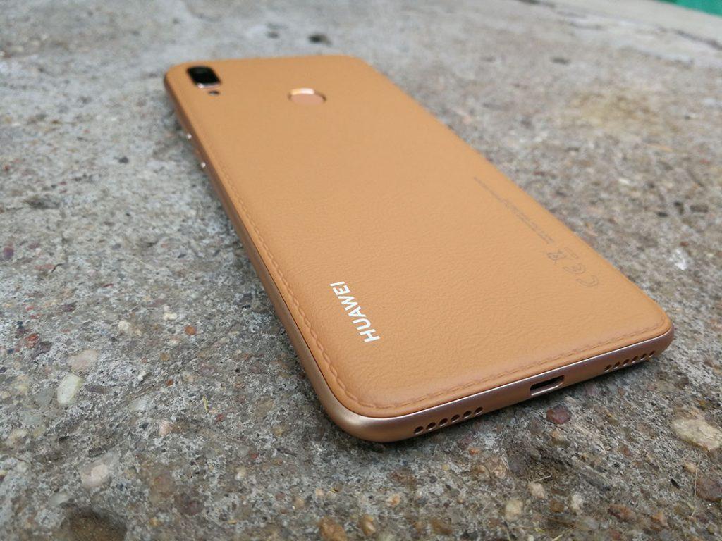 Huawei Y6 prime 2019  back