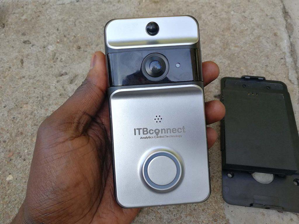 ITB-smart-doorbell