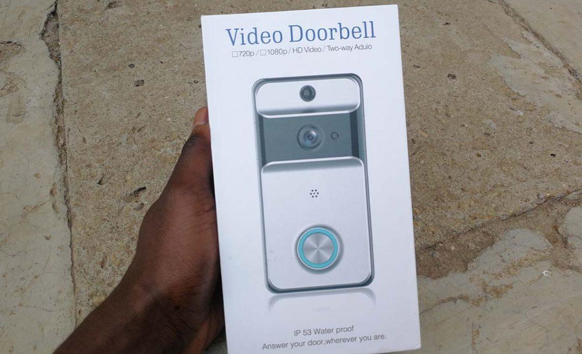 ITB smart video doorbell kenya