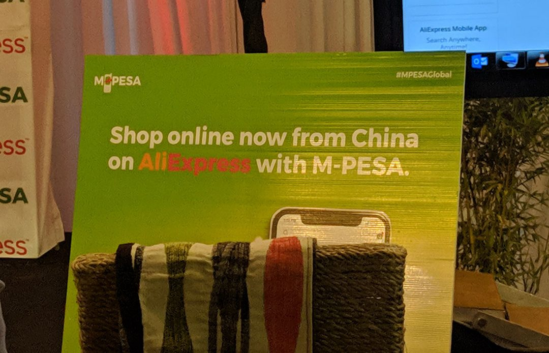 Mpesa on AliExpress