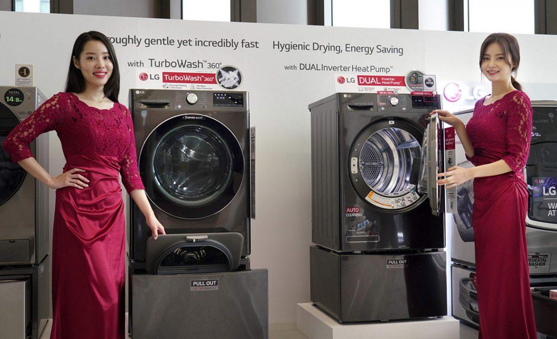 LG NEW Washing machines