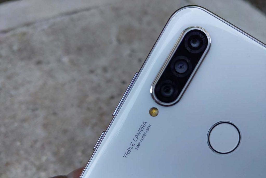 Huawei P30 Lite cameras