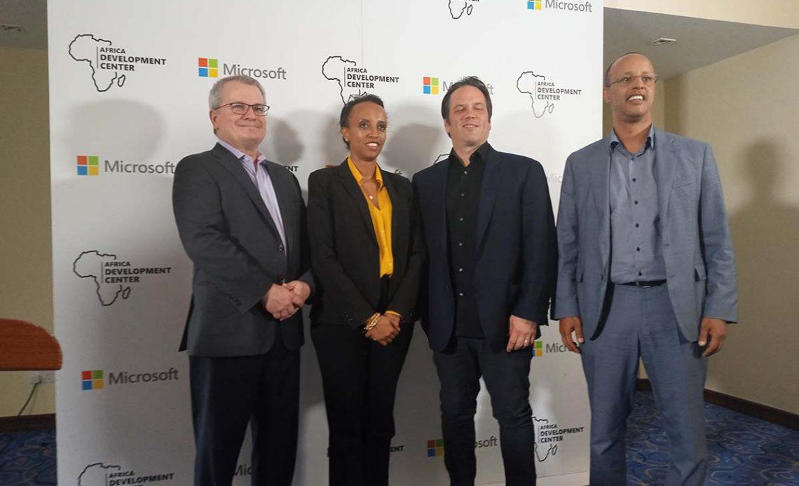Microsoft africa development center