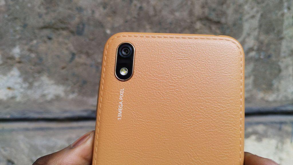Huawei Y5 2019 camera