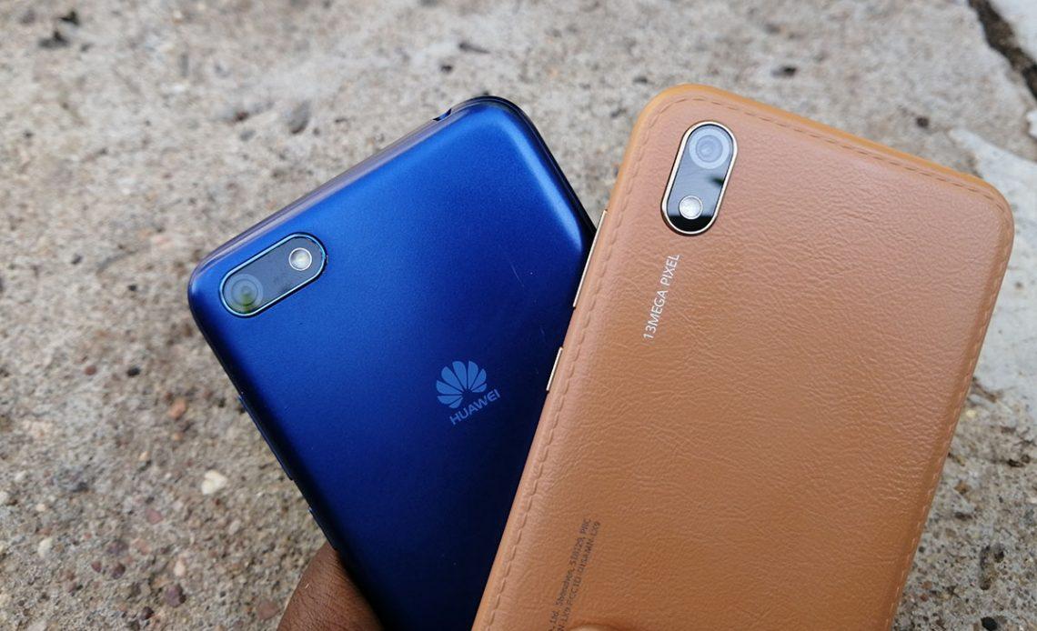 Huawei Y5 Prime 2018 vs y5 2019