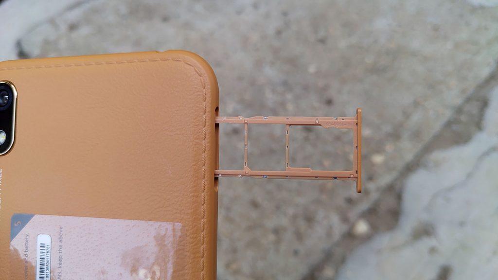 SIM slot