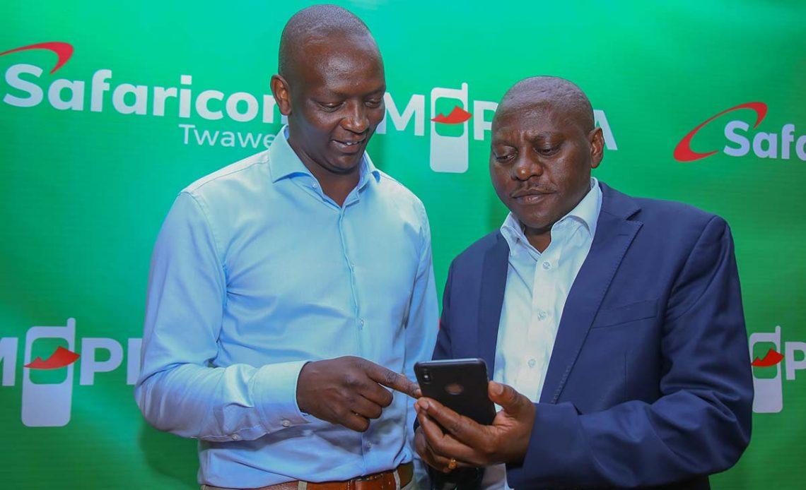 Safaricom fraud detection