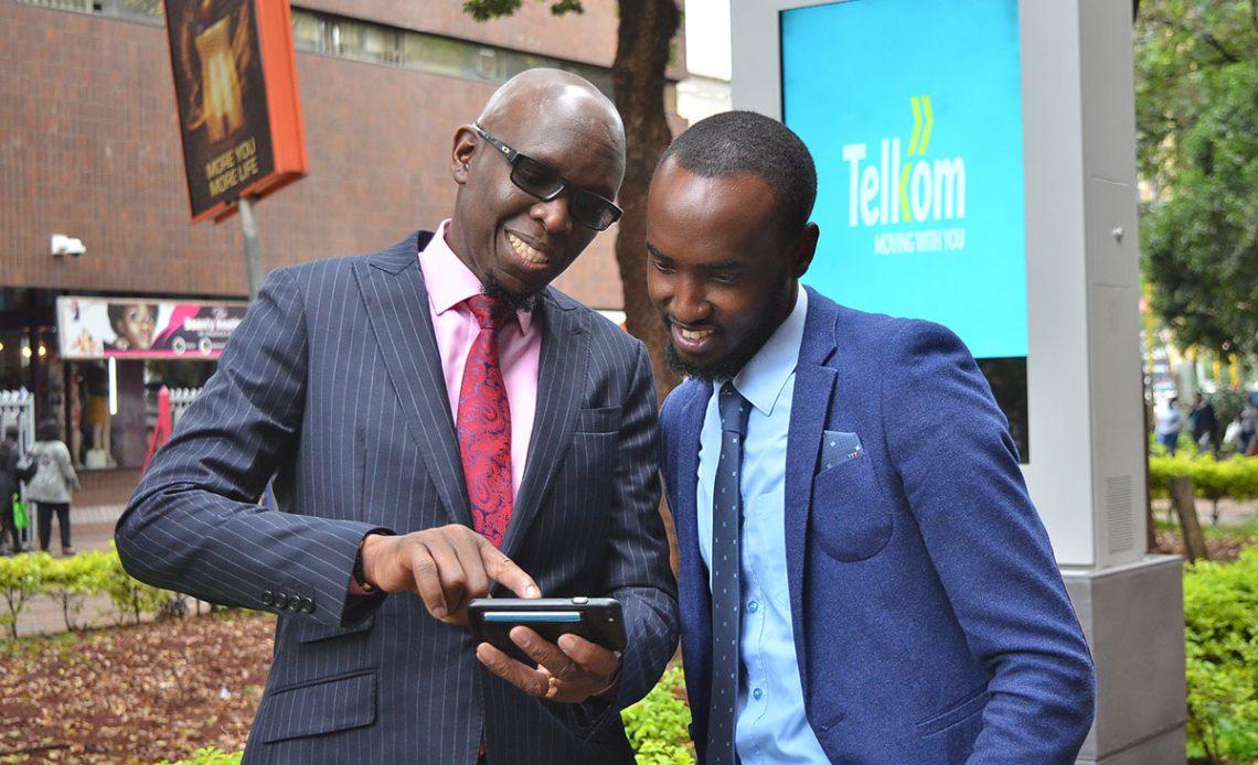 Telkom free Wi-Fi